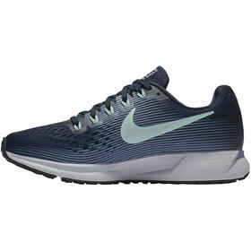 Nike Air Zoom Pegasus 34 Naiset juoksukengät , sininen
